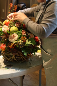 flower arranging courses nantwich cheshire