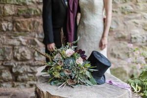 wedding bouquets Cheshire