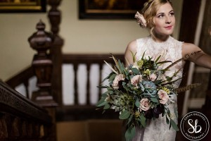 wedding flowers Cheshire